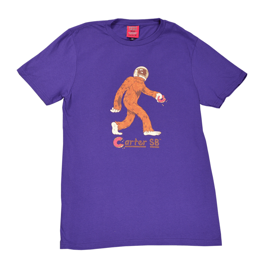 Space Squatch Men's Tee, Men's Tees - Carter SB