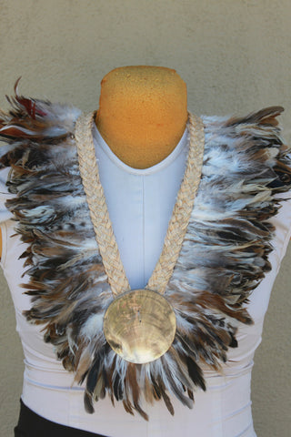 Feather neck hei