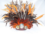 Extra Large Tahitian Headpiece, headdress