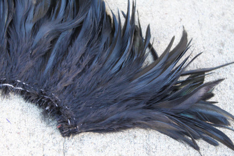 Saddle feathers 3-6 inch length