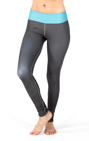 Palladium Grey Leggings