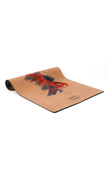 CORK Yoga Mat by OMGI Yoga - Betta