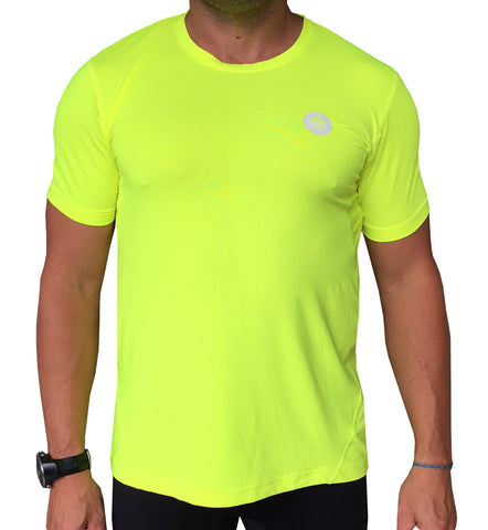 Azur Unisex Downwind Top- Lemon
