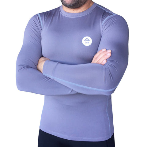 SILVER THERMAL TOP