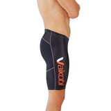 V HEAT PADDLE SHORT - ORANGE