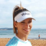 V PERFORMANCE VISOR - WHITE