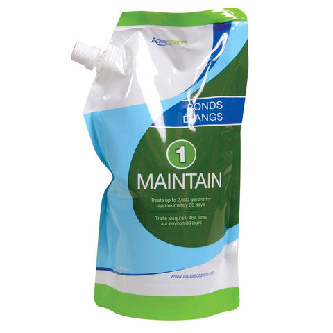 Aquascape 96032 Maintain For Ponds Water Treatment