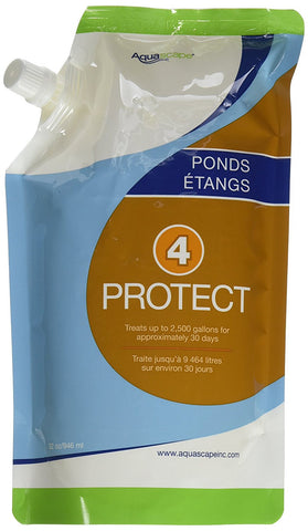 Aquascape 96035 Protect For Ponds Water Treatment