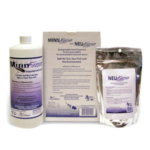 MinnFinn Biodegradable Pond Treatment