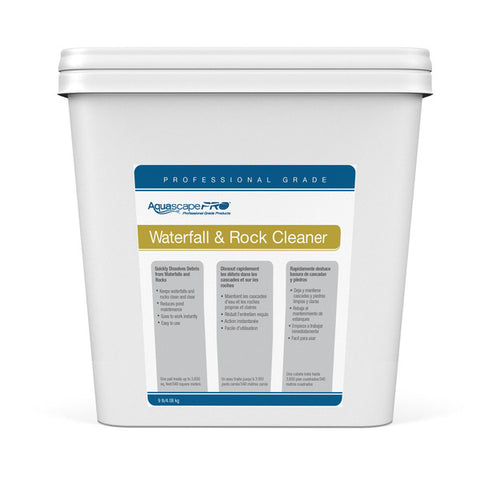 Aquascape 30413 - Waterfall & Rock Cleaner Contractor Grade (Dry) - 9 lb