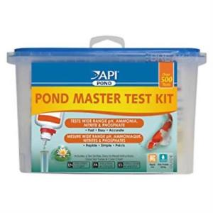 API - Pond Care Master Liquid Test Kit