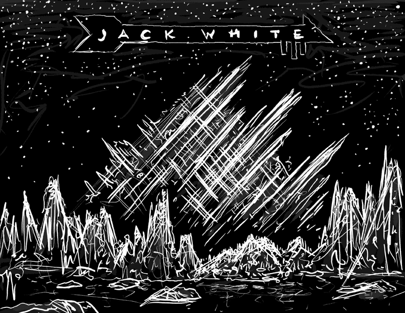 Jack White - fortress of solitude