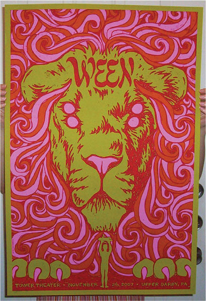4 left - Ween - lion