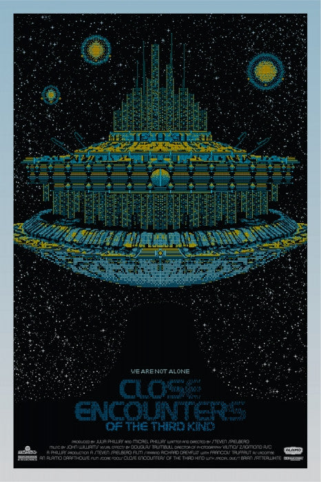 Close Encounters - Mondo