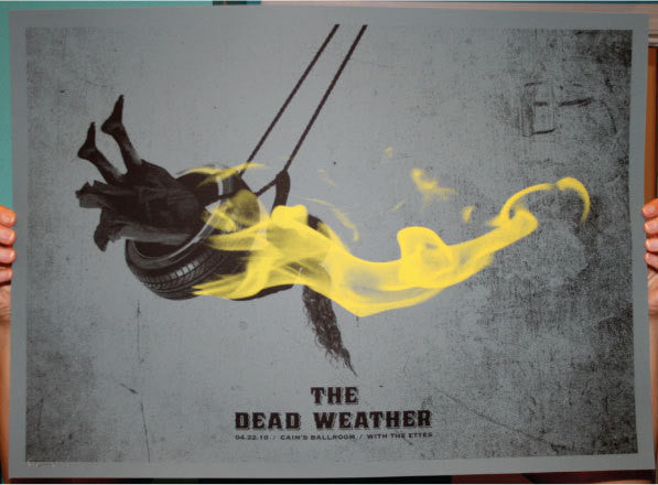 Dead Weather 8