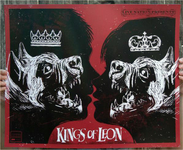2 left - Kings of Leon