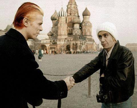 The Thin White Duke & The Passenger