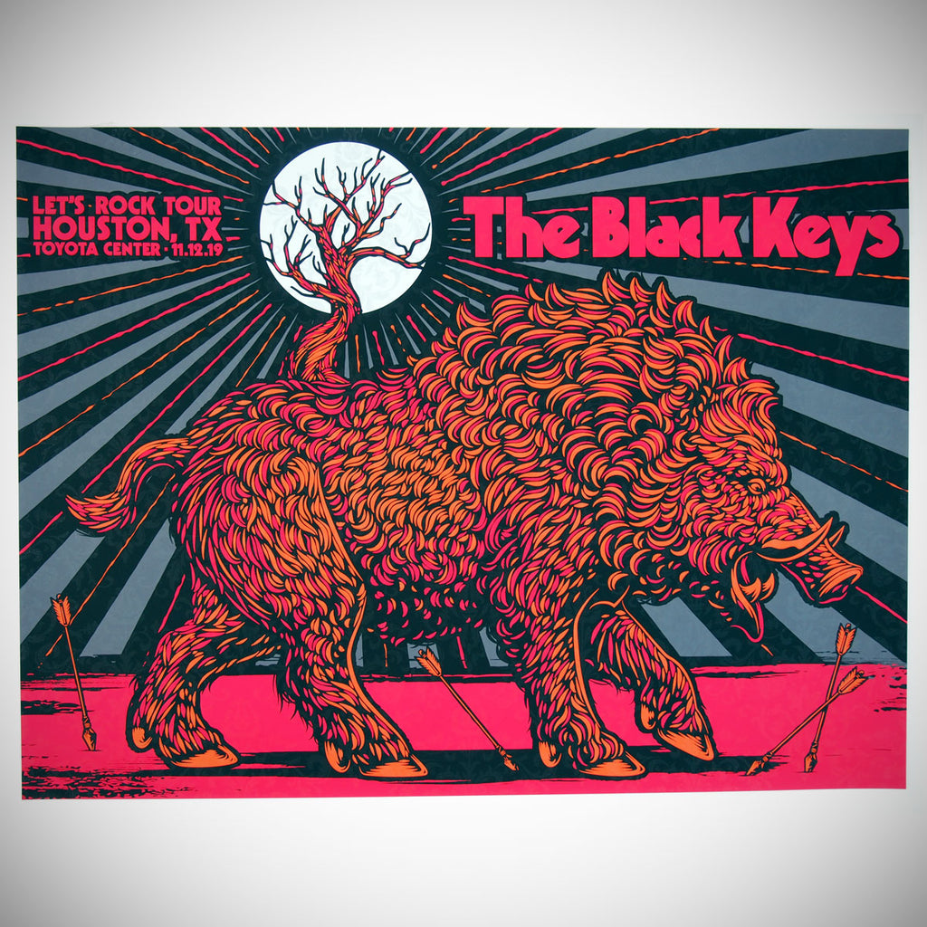 Black Keys - Houston