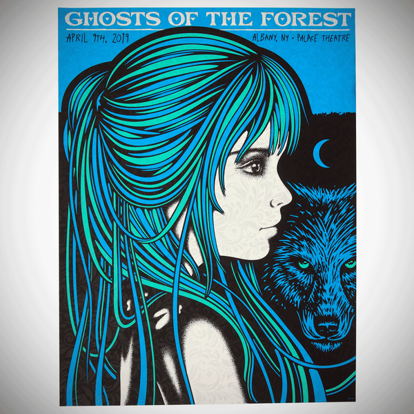 1 left - Ghosts of the Forest