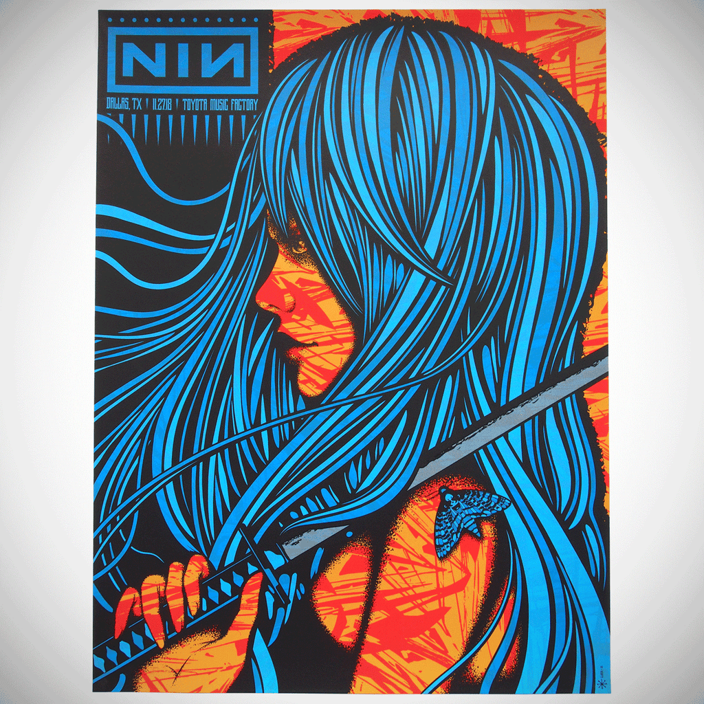 1 left - NIN - Dallas