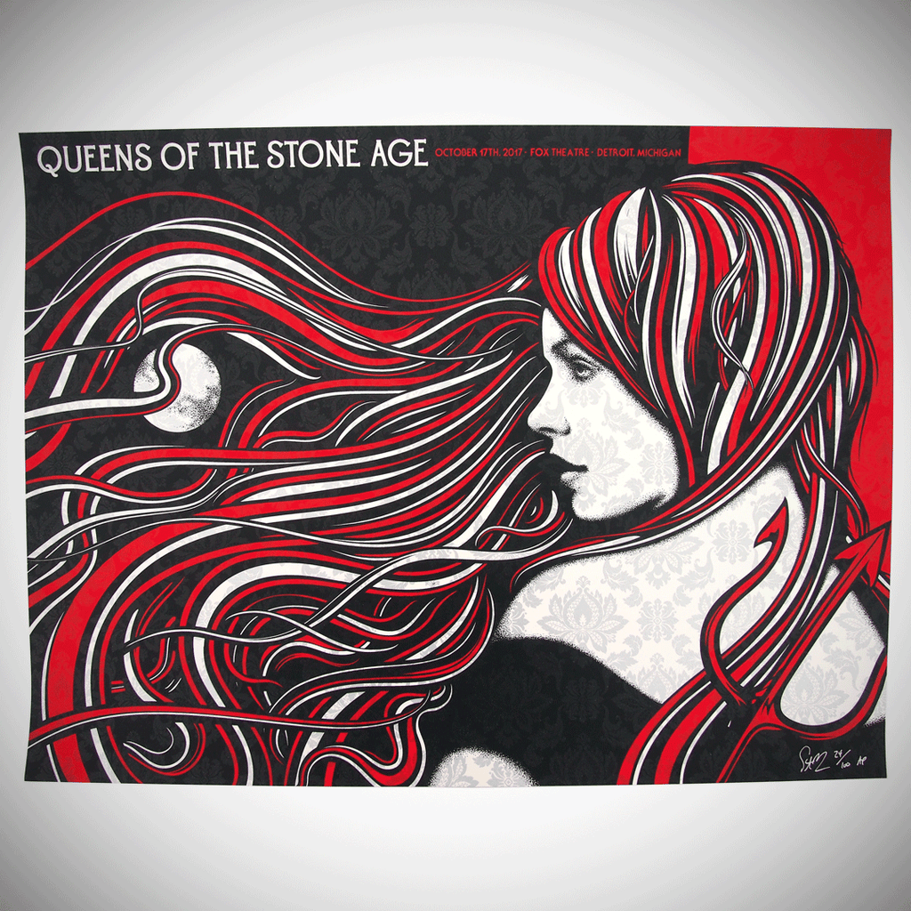 3 left - Queens of the Stone Age - pitchfork