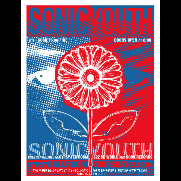Sonic Youth - Dallas