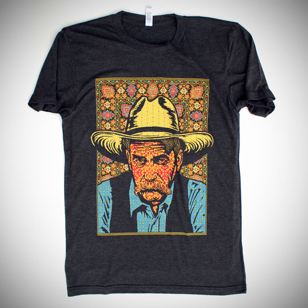 The Stranger tee - BLACK