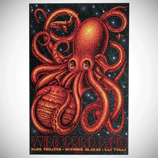 Widespread Panic - octopus