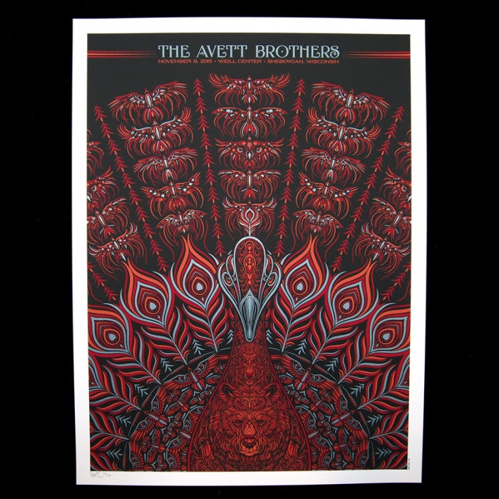 The Avett Brothers 7