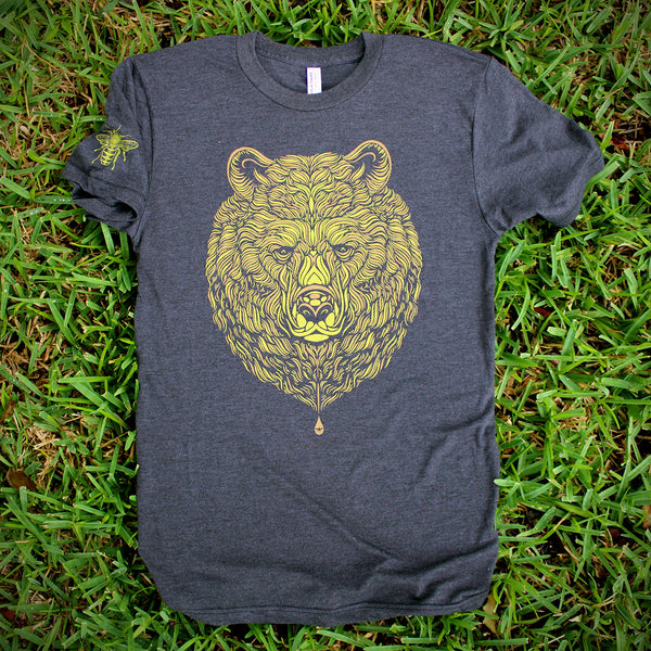 Apiology Honey Bear - Tee