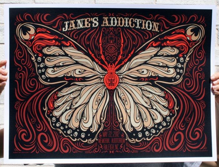 1 left - Janes Addiction