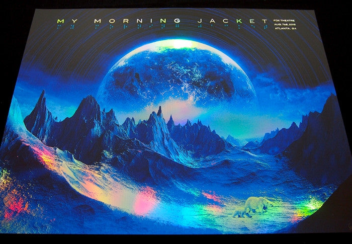 1 left - My Morning Jacket 4