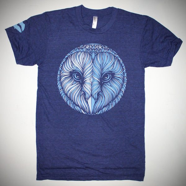 Snow Owl - Superhero Tee