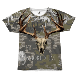 Smoke 3D T-Shirt - Free Wear USA