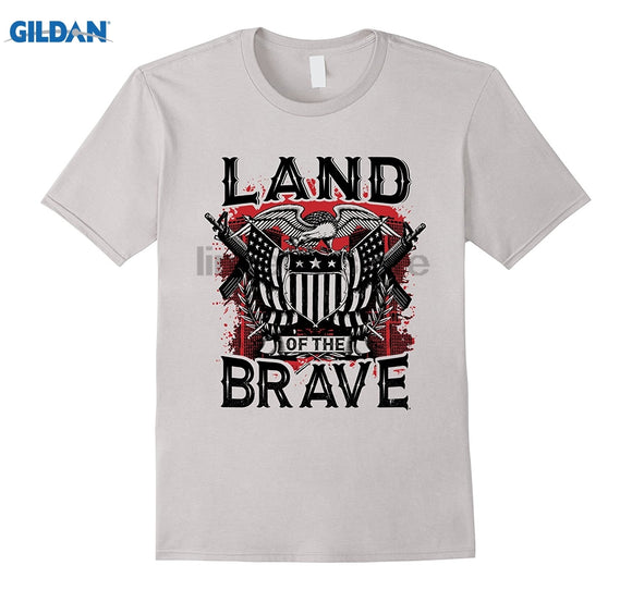 GILDAN Mens Memorial Day Fourth of July 4th Veteran's Day T-Shirt  summer dress T-shirt  Mother's Day Ms. T-shirt - Free Wear USA