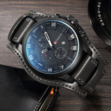Mens Watches Top Brand Luxury Fashion Casual Sport Quartz Watch Men Military WristWatch Clock Male Relogio Masculino 2018 CURREN