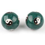 U.TECH NEW Chinese Stress Relied Baoding Balls 2pcs set