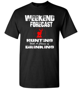 Weekend Forecast Tee - Free Wear USA