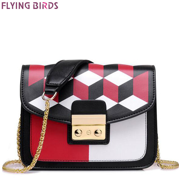 Flying birds women bag women messenger bags ladies brands shoulder bag handbag high quality bolsas female bags 2017 NEW A39fb - Free Wear USA