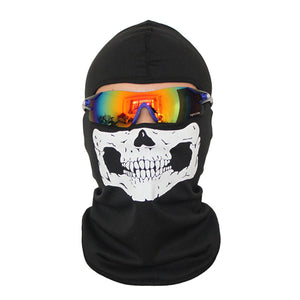 WEST BIKING Cycling Face Masks Balaclava Skull Wicking Headgear Sports Bike Bicycle Riding Hat Head Scarf Cycling Full Face Mask - Free Wear USA