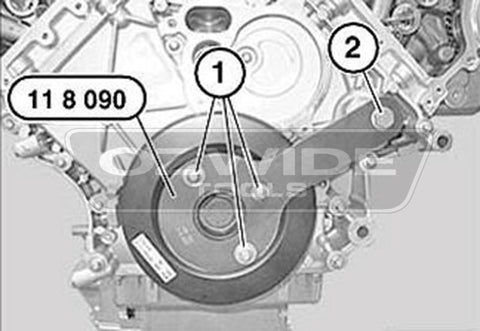 bmw n63 engine diagram bmw image wiring diagram bmw n63 v8 4 4l engine timing tool ozwide tools on bmw n63 engine diagram