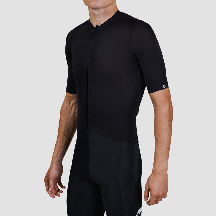 Men's Essentials TEAM Jersey - Block Black