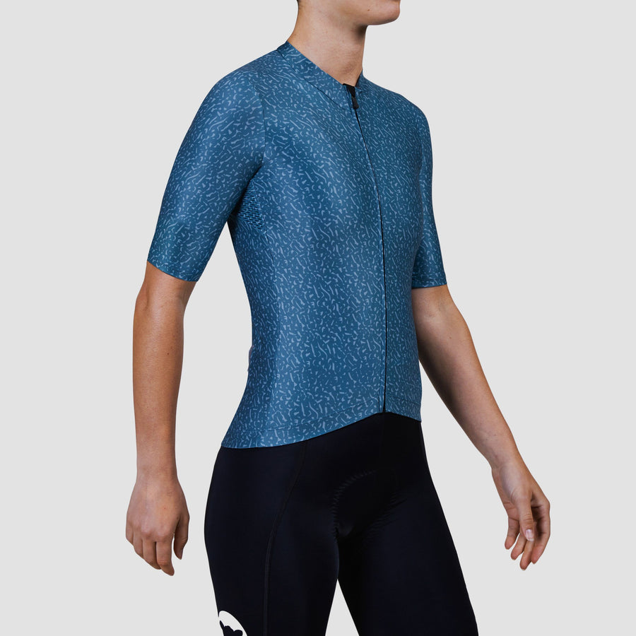 Women's Essentials TEAM Jersey - Texture Stone