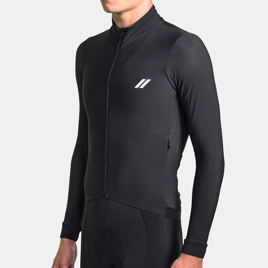 Elements Thermal Long Sleeve - Black