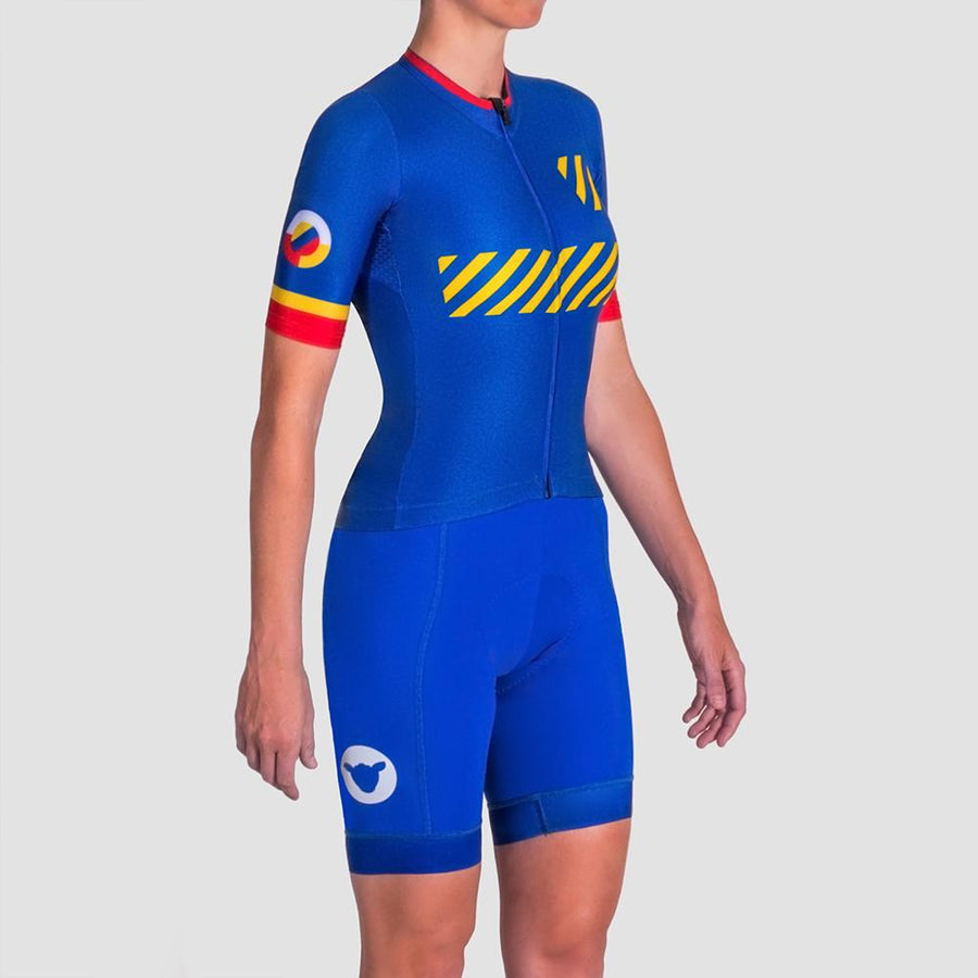 Black Sheep x Colombia Womens Blue Jersey