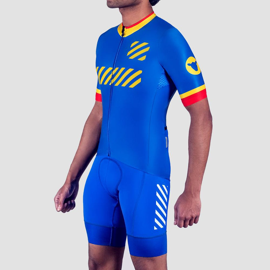 Black Sheep x Colombia Mens Blue Jersey