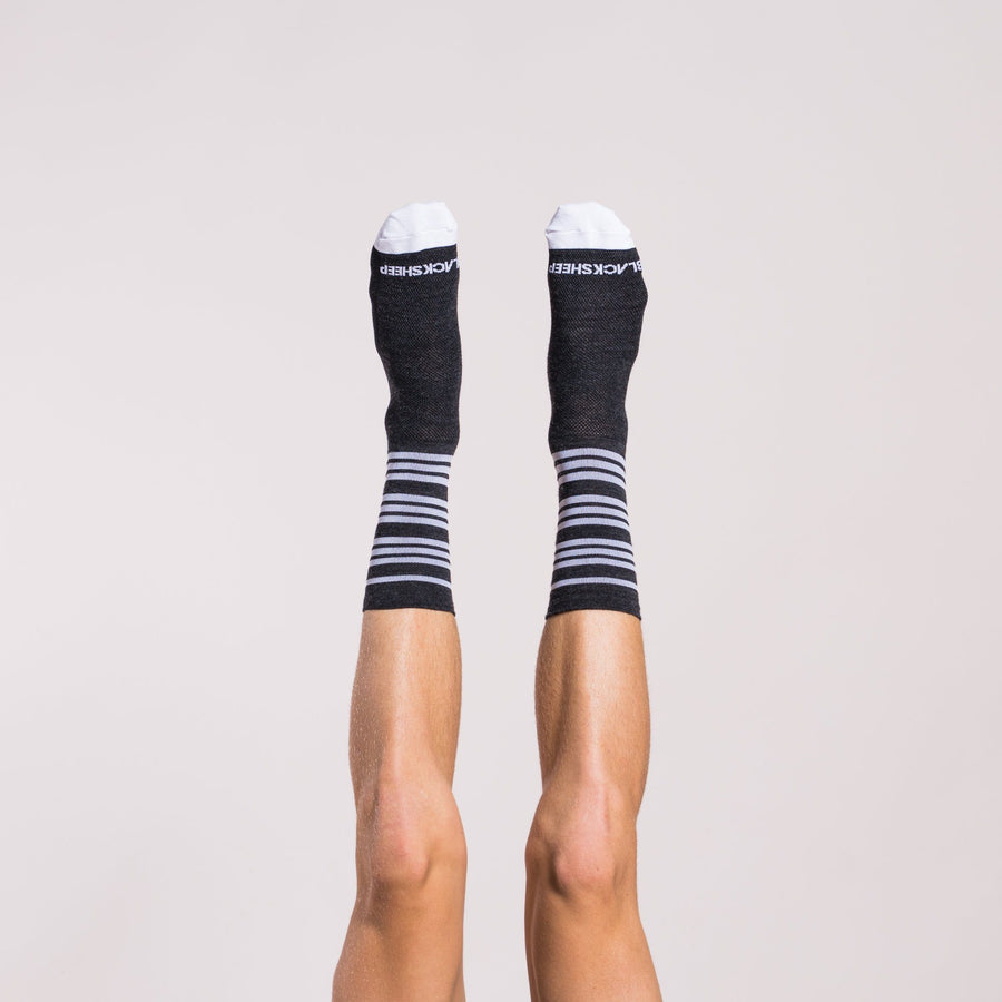 Team Collection Wool Stripe Socks