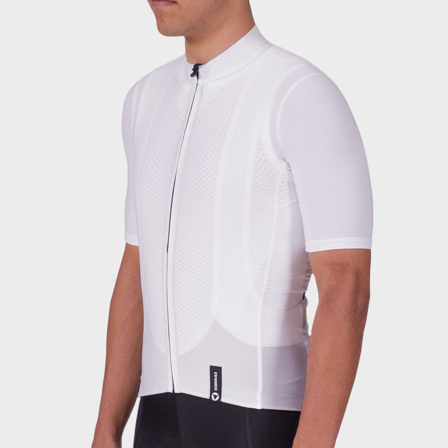 Team Collection Men's White Jersey