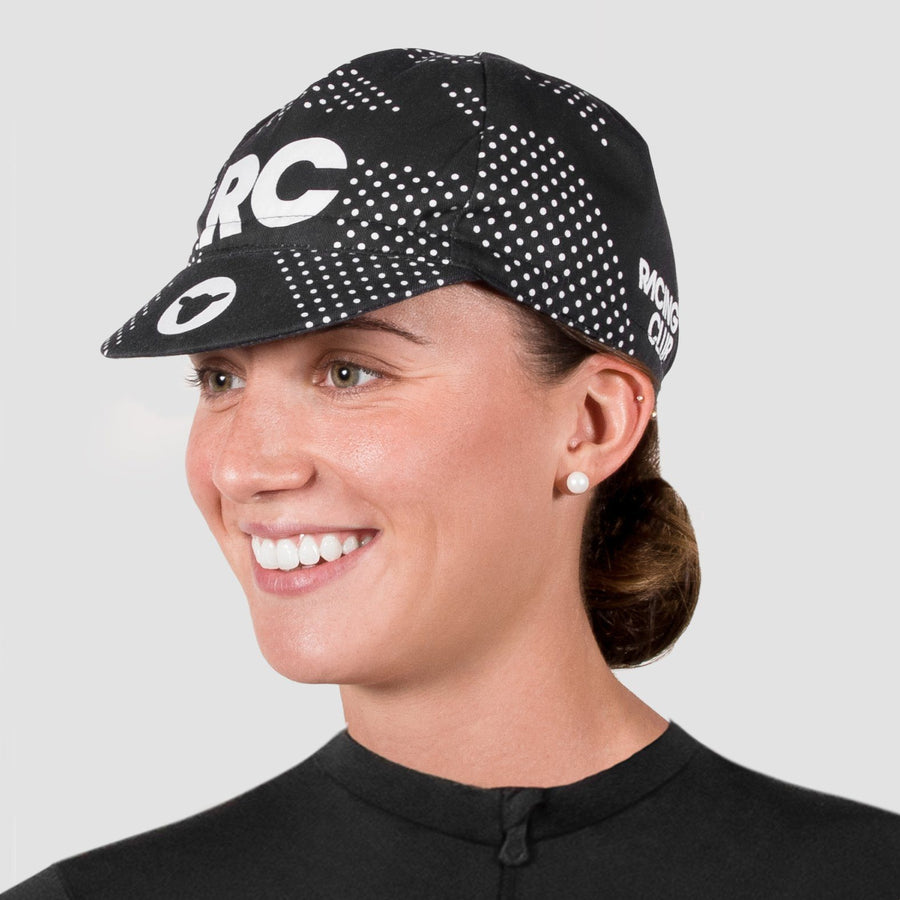 Racing Club Cap - Black