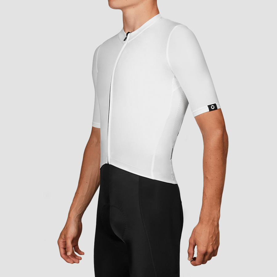 Men's TC19 Block Jersey - White